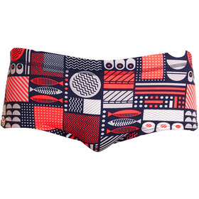 Funky Trunks Plain Front Trunks Men bento box